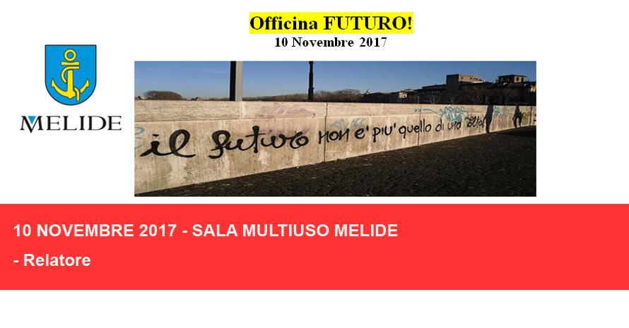 officina-FUTURO! a Melide