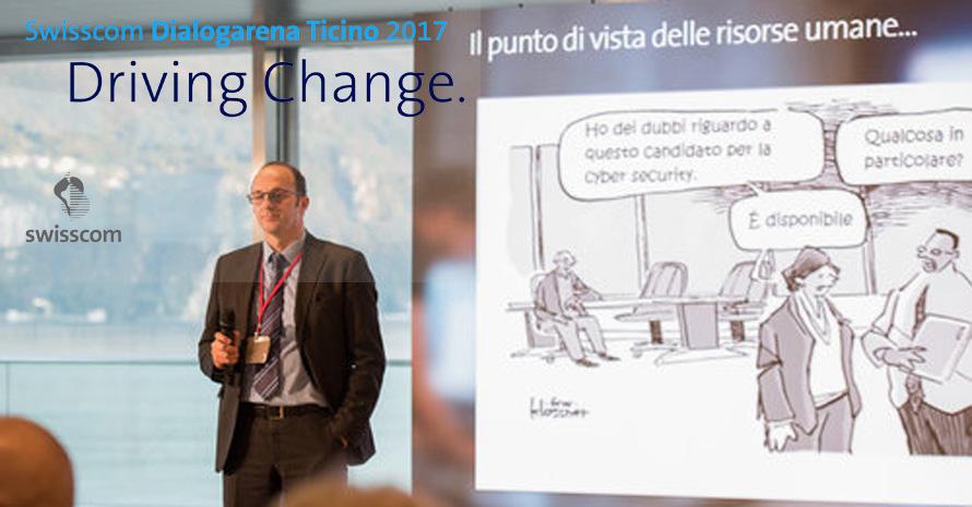Swisscom Dialogarena Ticino 2017