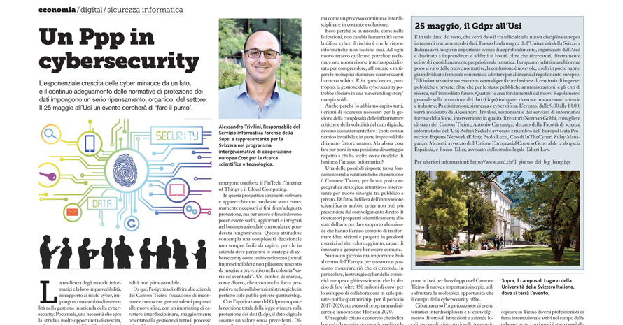 cybersecurity in stile ppp
