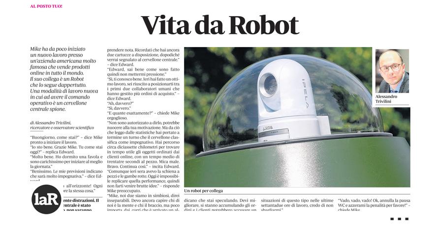 Vita da Robot