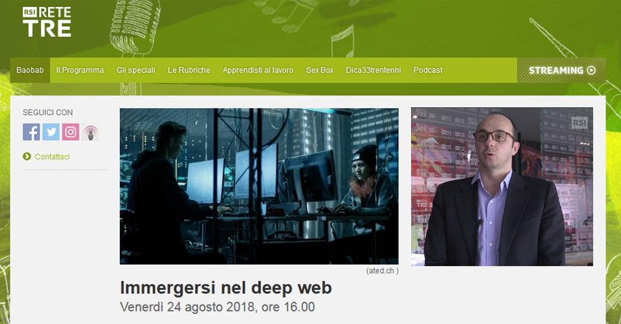 deep web e giornalismo