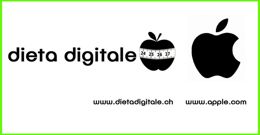 apple e dieta digitale