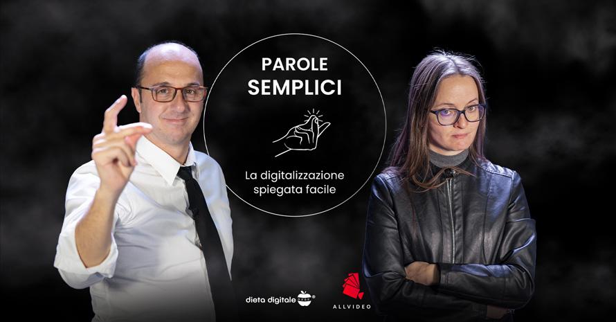 PAROLE SEMPLICI Sonia Cenceschi