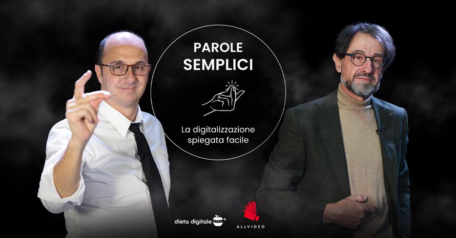 PAROLE SEMPLICI Luca Pagnamenta