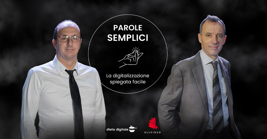PAROLE SEMPLICI Alessandro Galimberti
