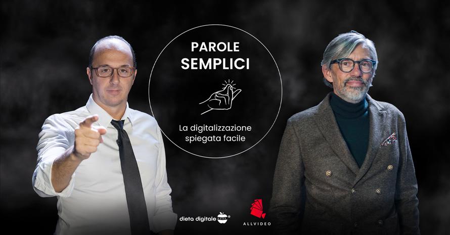 PAROLE SEMPLICI Luca Moscatelli