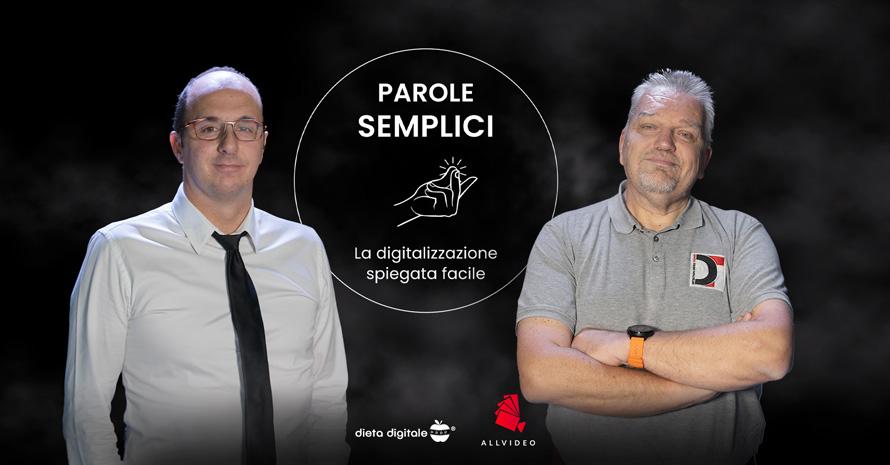 PAROLE SEMPLICI Paolo Riva